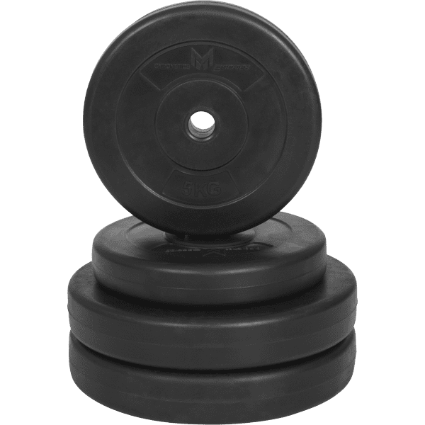 Vektskiver Vinyl 30 kg - Tyngre vekter - Økonomi