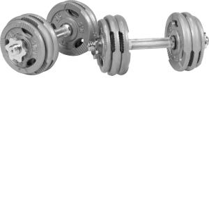 Tri Grip Dumbbell Vektsett – 30 kg