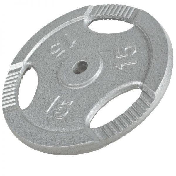 Tri Grip Barbell Vektsett – 100 kg