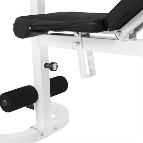 Multifunksjon Treningsbenk Med Squat Rack