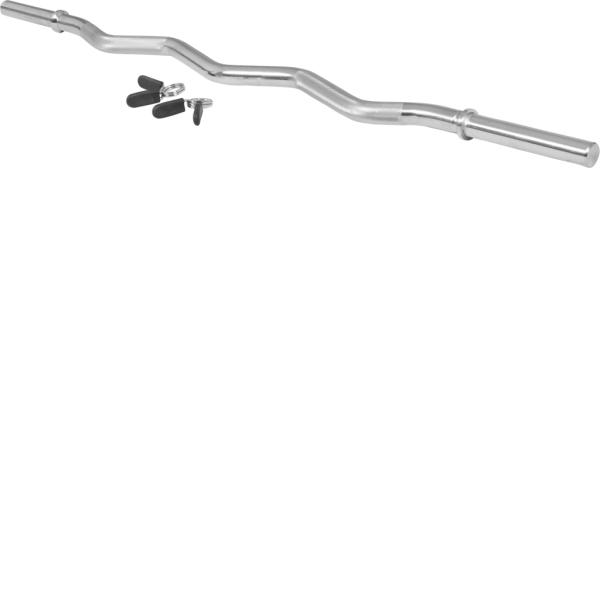 EZ Curl Bar med Fjærlås - 120 cm