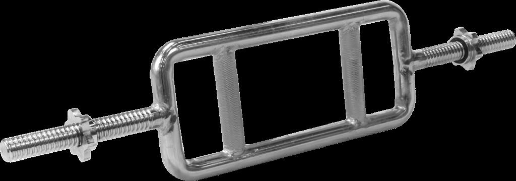 Triceps Bar med Spinlock Star Lås