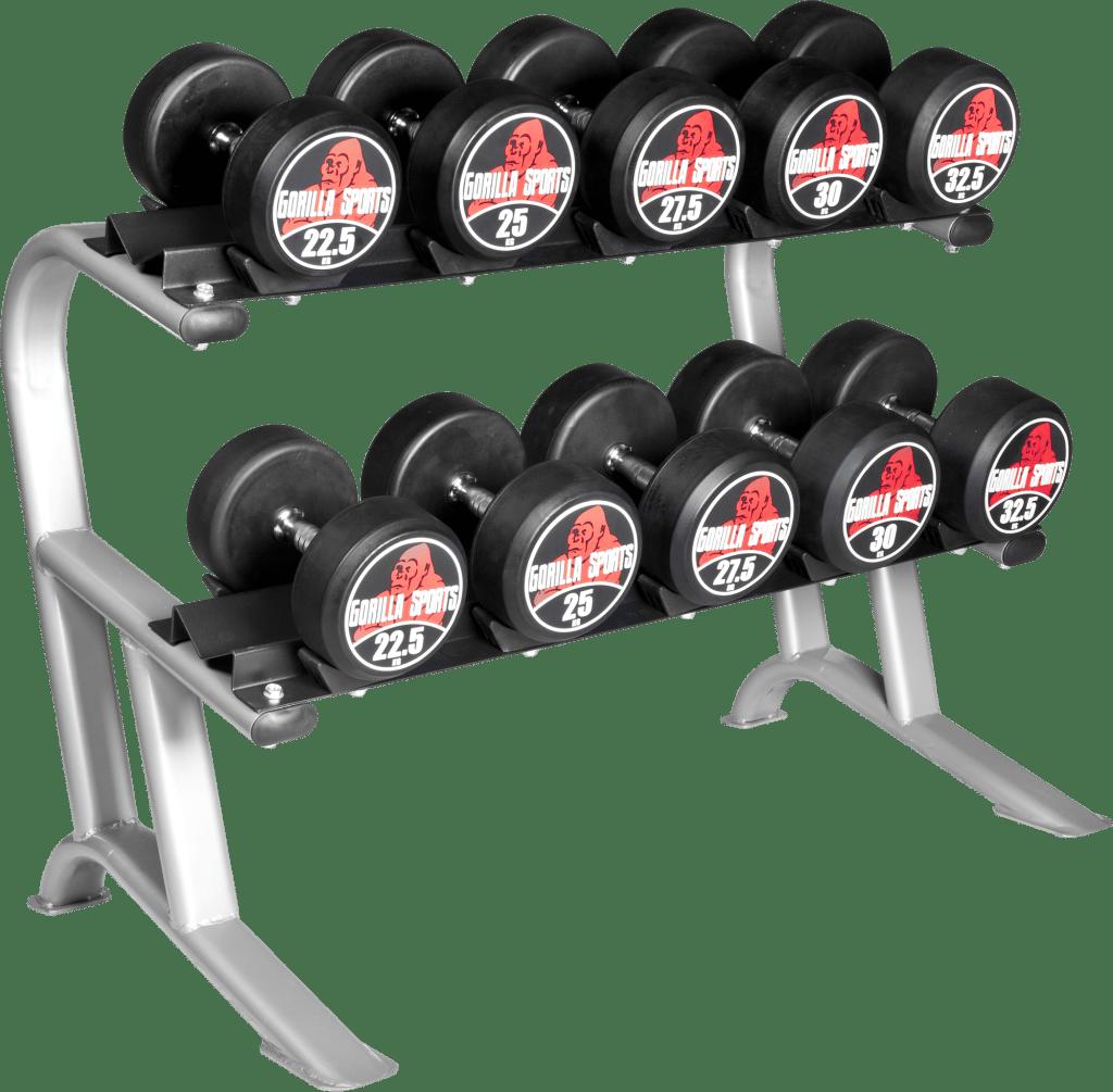 Pro Dumbbell Rack – Stativ