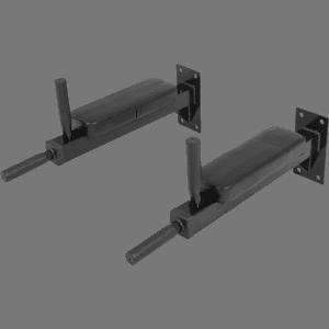 Veggmontert Dip Bars