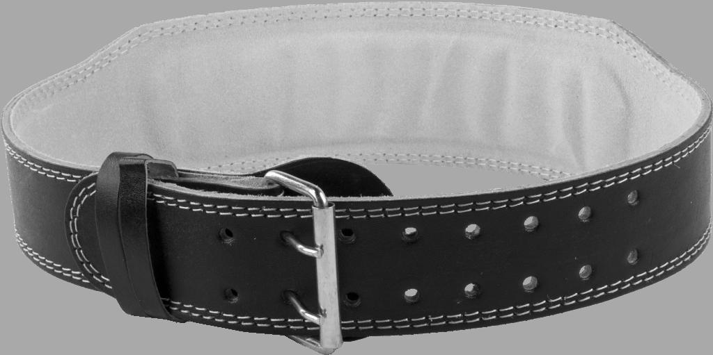 Treningsbelte – Bredt vektløfterbelte med ryggstøtte
