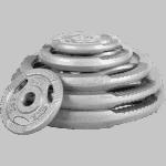 Tri Grip Vektskive – 0,5 kg – 20 kg