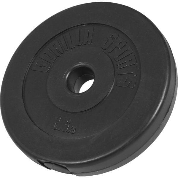Vinyl Vektskive – 1,25 kg – 15 kg