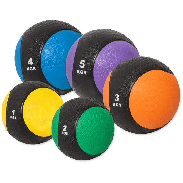 Medisinball – 1-10 kg