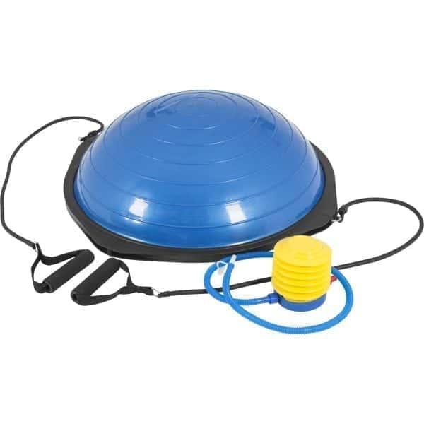 Balansetrener med treningsstrikk