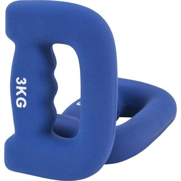 Neoprene Grip Hand Weights – Håndvekter par