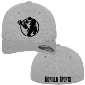 Gorilla Sports Double Jersey Cap