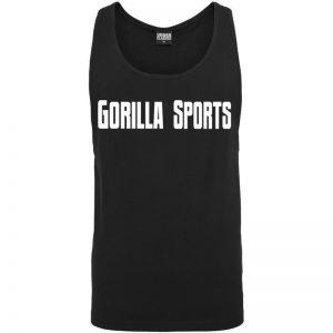 Gorillasports Tank Top Svart – Menn