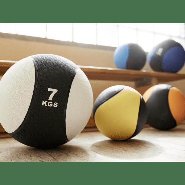 Trening med medisinball