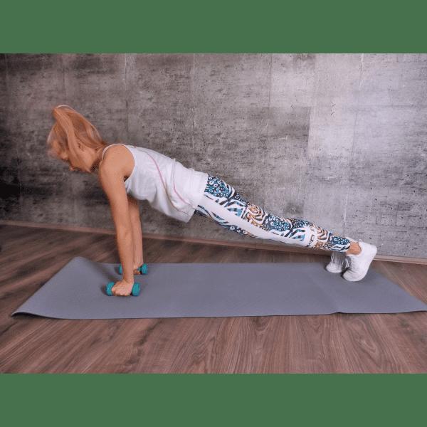 Neoprene Hand Weight – Sett med håndvekter for damer