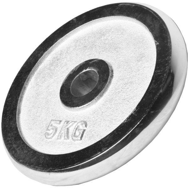 Vektskiver Krom 0,5 - 30 KG