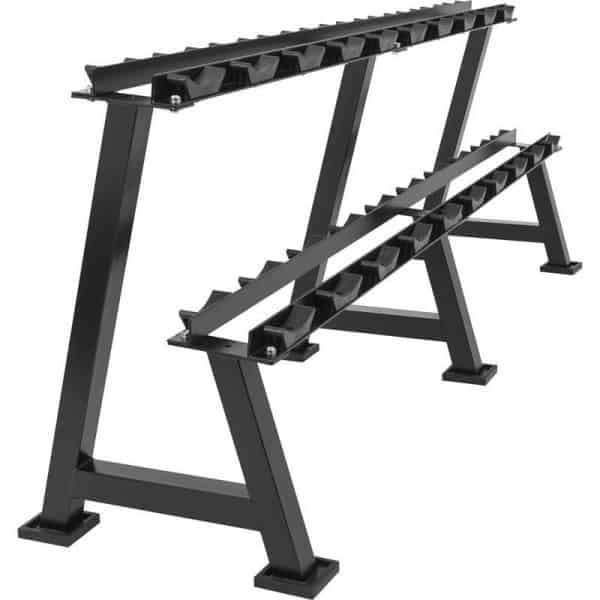 Proff rack for dumbbells