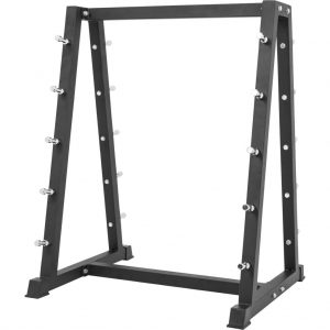 Rubber Barbbell Rack