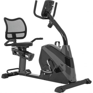 Recumbent Bike Sort / Grå
