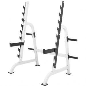 Squat rack - knebøy stativ